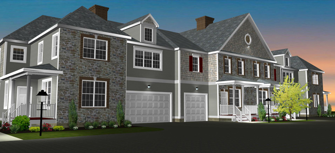 an inside look at the new deer valley north luxury apartment development in ellington ct