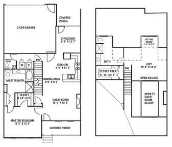 The Champlain Champlain Floorplan